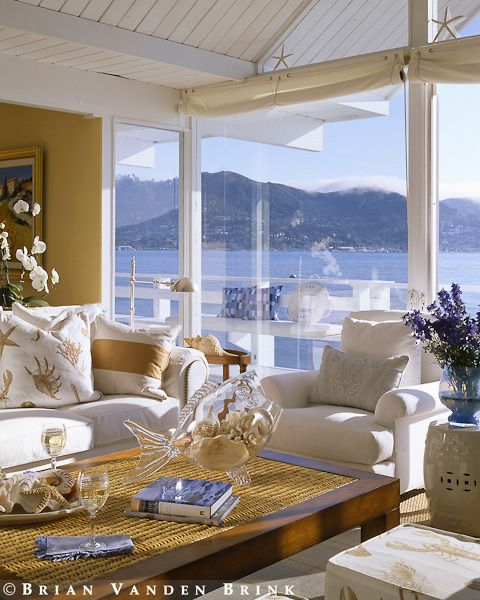 240 best Coastal Homes Interiors images on Pinterest Coastal