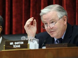 Rep. Joe Barton on GOP primary race: 'My real opponent is me'