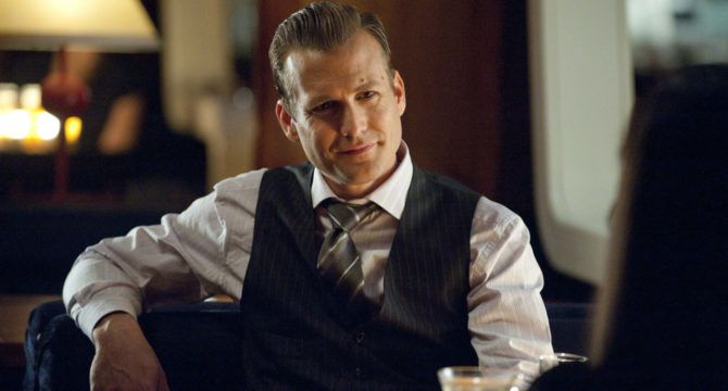 10 Harvey Specter quotes to live your life by