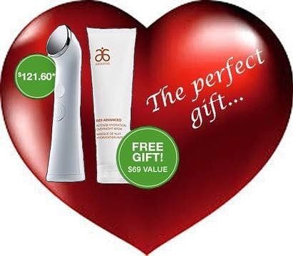 Valentines Day treat for you or someone you love (mom sister grandma girlfriend...) Until Feb 15th purchase our magical Genius Ultra and get our Intense Hydration Overnight Mask for FREE! This mask hydrates plumps creates glow and softens skin WHILE YOU SLEEP! Cant ask for a better gift! jillkay.arbonne.com #valentinesday #love #skincare #plantbased #healthy