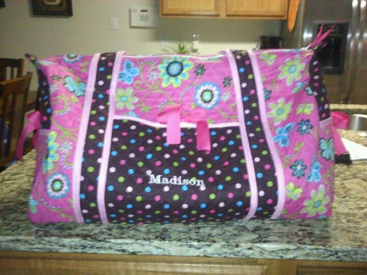 Diy simplicity pattern. Looks just like large vera bradley duffle ... : quilted bags like vera bradley - Adamdwight.com
