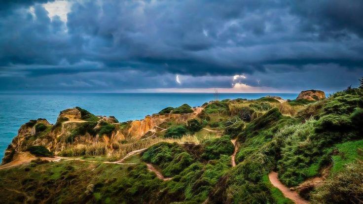 Magic Lagos Algarve - Portugal  #lagos #Portugal #coast #algarve #16:9 #dream