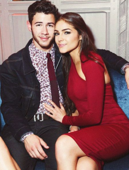 Olivia Culpo and Nick Jonas, dream couple