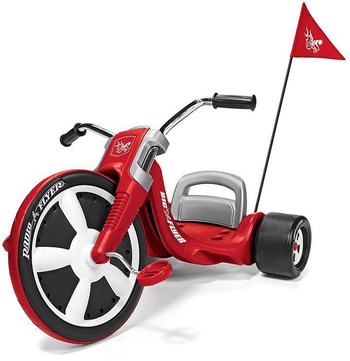 Radio Flyer Big Flyer Tricycle