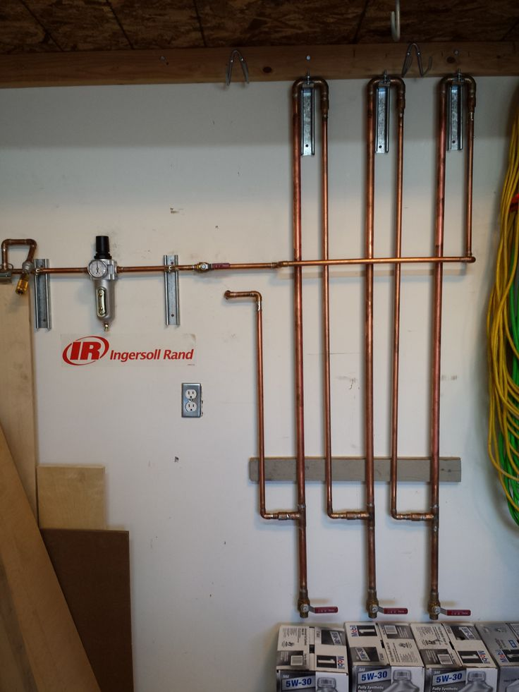 Air Line Plumbing Garage Pinterest The O Jays
