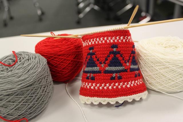 Korsnas Crochet Class by Lene Alve by owl_mania, via Flickr