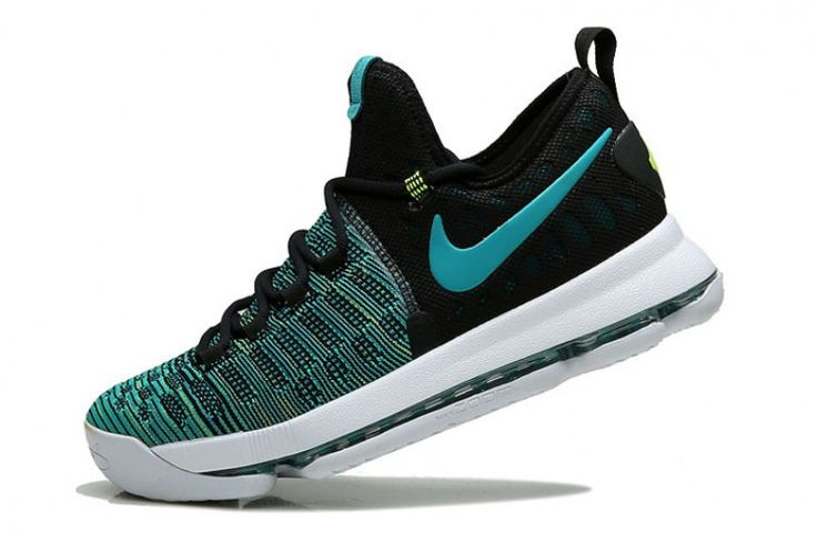 ZOOM KD 9 Men\u0027s Basketball Nike Fashionable Shoes