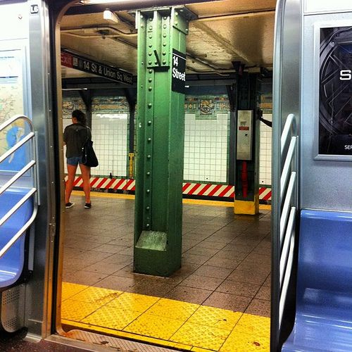 #metro #subway #newyork #orsini