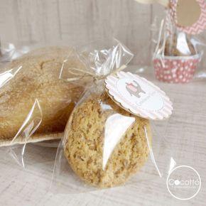 Bolsas de Celofán con Cierre 15x23cm  Bolsitas de transparentes con cierre adhesivo fabricadas en polipropileno. Ideales para  envolver tus dulces y galletas o hacer regalos originales.