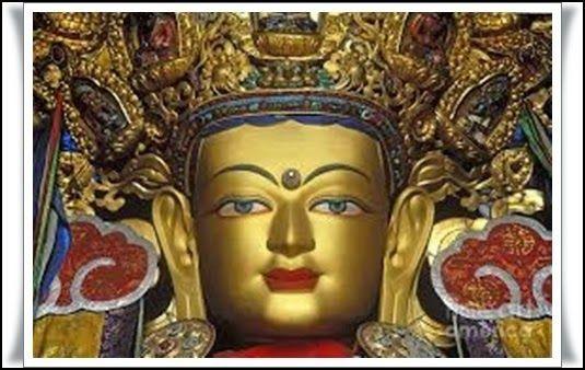 Las Revelaciones del Tarot: Maitreya - El Buda del Amor - Mandala y Su Mantra ...