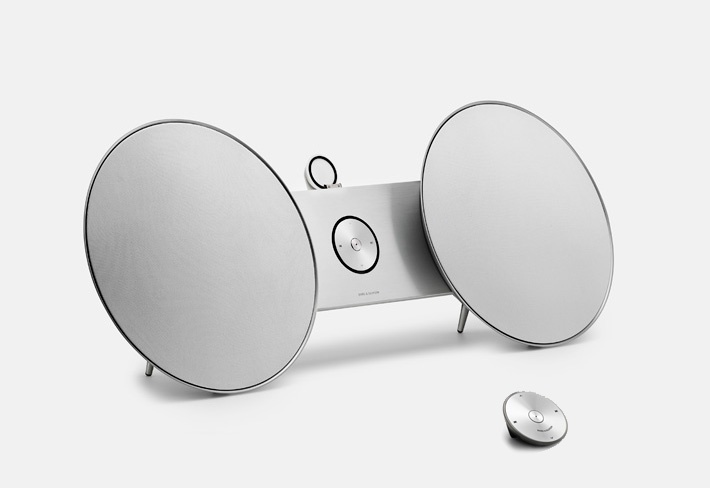 BEOPLAY A8 IS COMPATIBLE WITH IPHONE 5. We are very excited about Apple's new Lightning connector and are proud to announce that as the world's first music system, BeoPlay A8 will be compatible with the new connector.