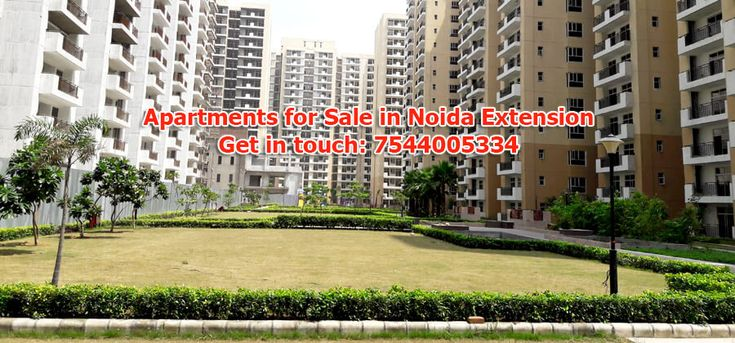 Noida Extension is becoming a best destination for modern homes like apartments, villas, studios and other residential projects. Thanks to the best infrastructure and infra amenities in the region, there are many Apartments for Sale in Noida Extension are available at right price tag.