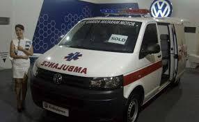 Karoseri Mobil Ambulance Vw caravelle