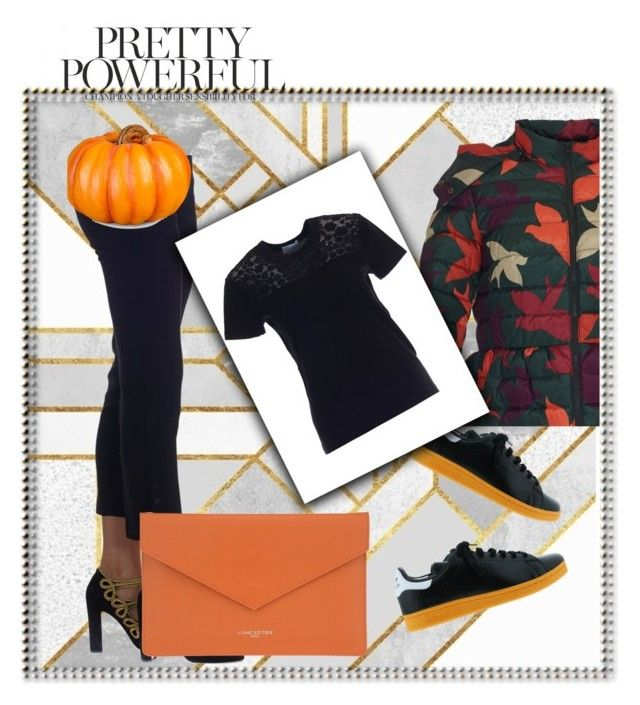 """Pumpkin Spice"" by brunarosso-eshop on Polyvore featuring moda e Improvements"