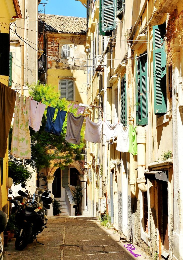 Corfu-summer time!