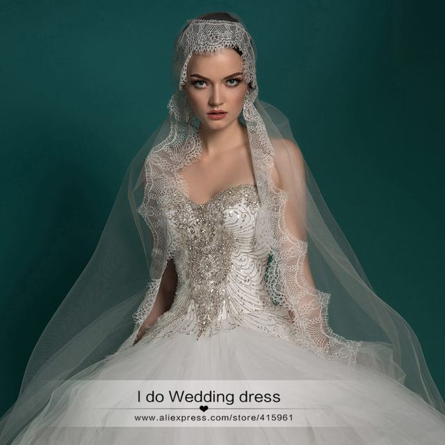 316 best images about bridal gowns wedding dresses on for Puffy wedding dresses with diamonds