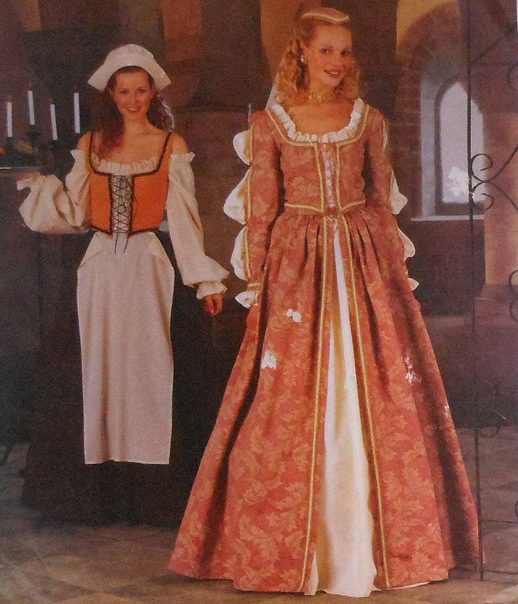 Renaissance Bridal Gown Sewing Pattern Princess Dress: 40 Best Group Task Images On Pinterest