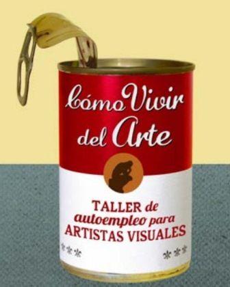 Cómo vivir del arte Una guía práctica para artistas visuales | Revista de Arte - Logopress