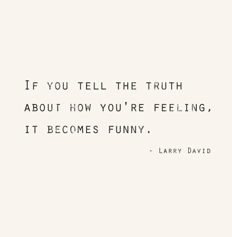 larry david. funny guy.  http://practisch.typepad.com/jenniferhohner/