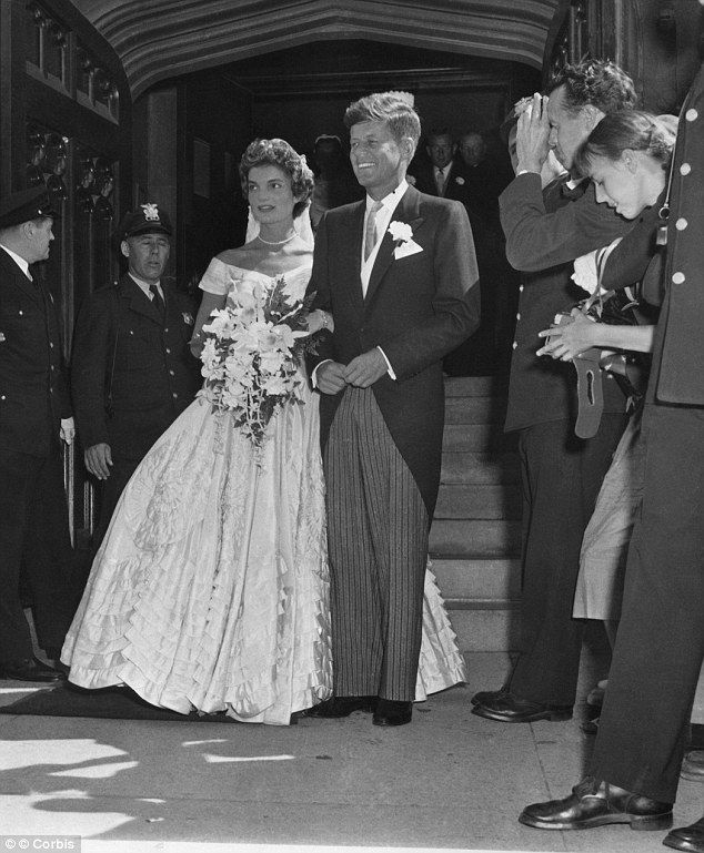 Jacqueline Kennedy Wedding Gown: The Most Iconic Wedding Dresses Of All Time Revealed