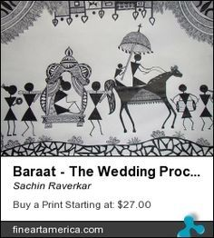 NOTE: The money earned by selling would be 100% donated for social cause e.g. old age homes, orphanages, etc. Buy my warli painting :-)