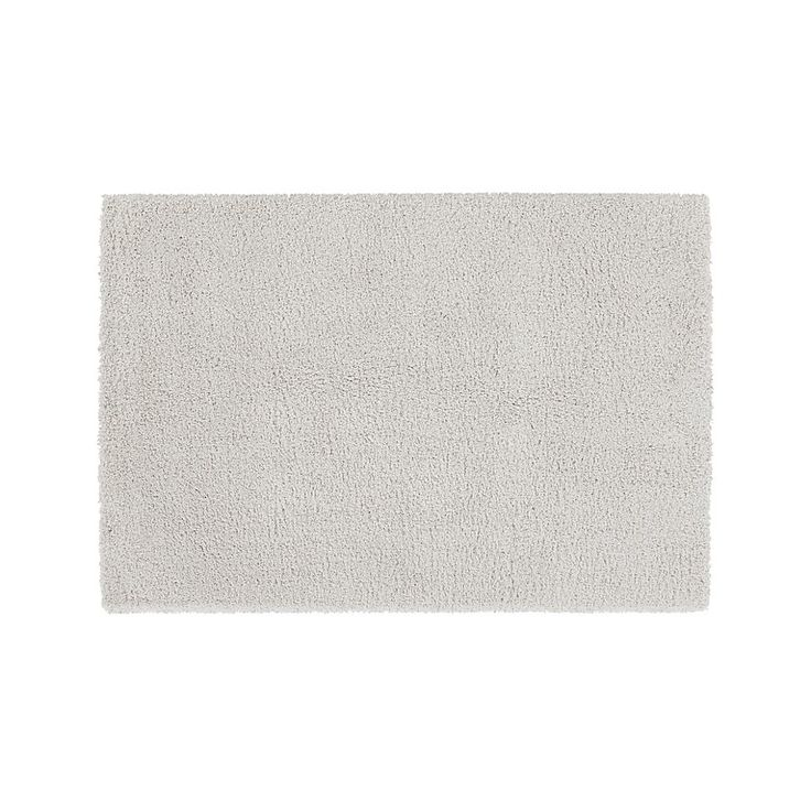 Memphis White 9'x12' Rug | Crate and Barrel
