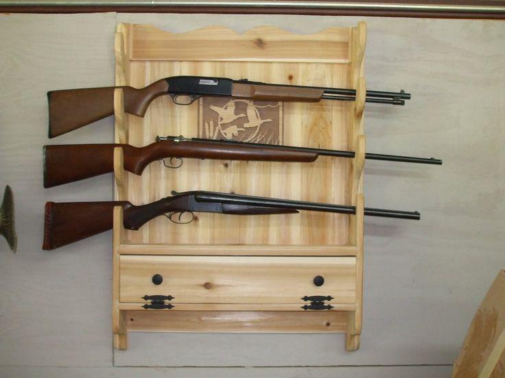 20 best Gun Cabinet Plans images on Pinterest