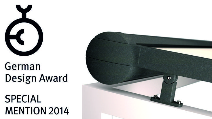 German Design Award 2014, Special Mention 2014, Markilux 8800
