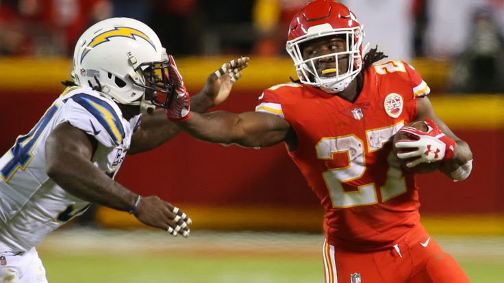 Chiefs have 13th-easiest schedule in 2018