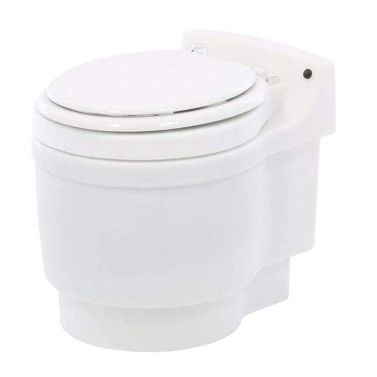 Laveo Dry Flush Chemical Free Odorless Portable