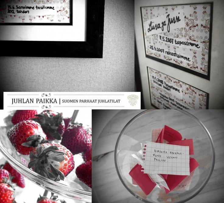 Juhlan Paikka | Weddings | Häät. JuhlanPaikka.fi-sivustolta löytyy ilmaiseksi ladattava kirjanen aiheesta hääleikit ja hääohjelma! Ladatkaa, lukekaa ja inspiroitukaa: http://www.juhlanpaikka.fi/haaohjelma-persoonalliset-haaleikit/