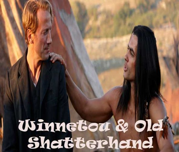 Film Winnetou & Old Shatterhand 2016