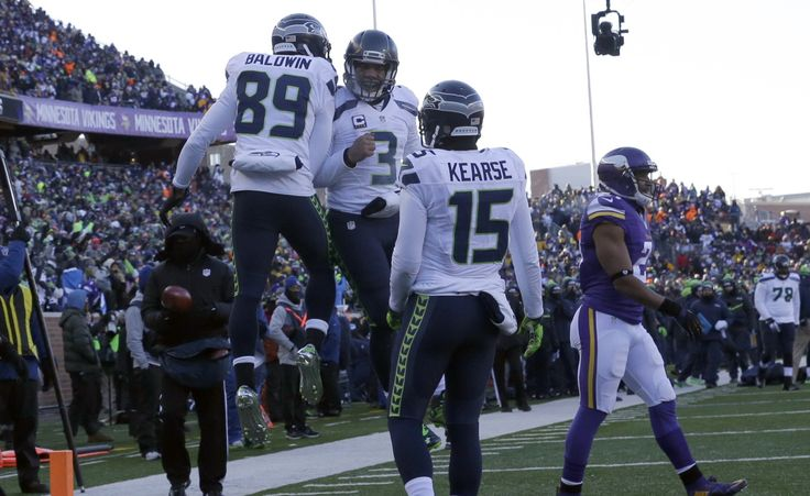 Blair Walsh's missed kick will live in infamy for Vikings...: Blair Walsh's missed kick will live in infamy for Vikings… #Seahawks
