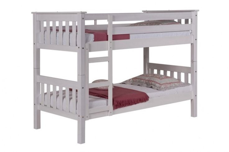 Shorty Bunk Beds With Mattresses