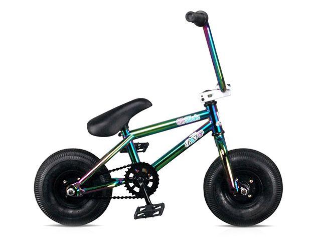 """Rocker BMX """"Oil Slick V2"""" Mini BMX Bike"""