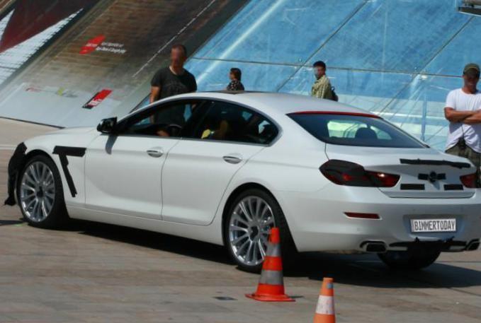 6 Series Cabrio (F12) BMW approved - http://autotras.com