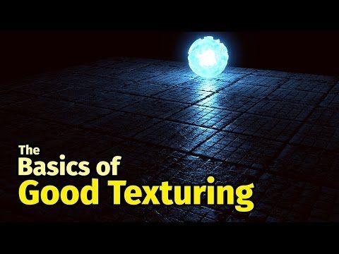 Lo Básico de un Buen Texturizado | Blender Guru -0k