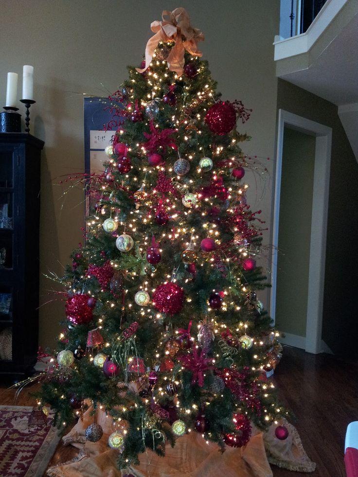 Pre Trees Quality Lit Christmas