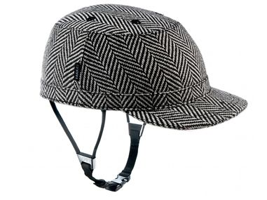 Cyklistická helma Yakkay Paris Harringbone