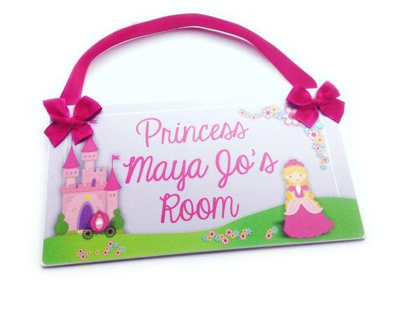 cute little blonde princess castle bedroom door sign by kasefazem. 25  unique Bedroom door signs ideas on Pinterest   Harry potter