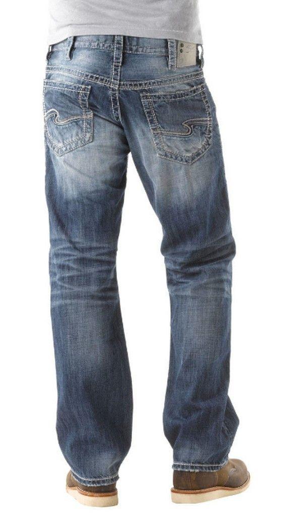 Gordie Loose Fit Straight Leg – TWISTED LABEL