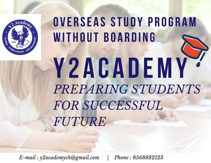 Y2 Academy provides an area in the overseas to the student for #SAT #ACT #Test #Prep.