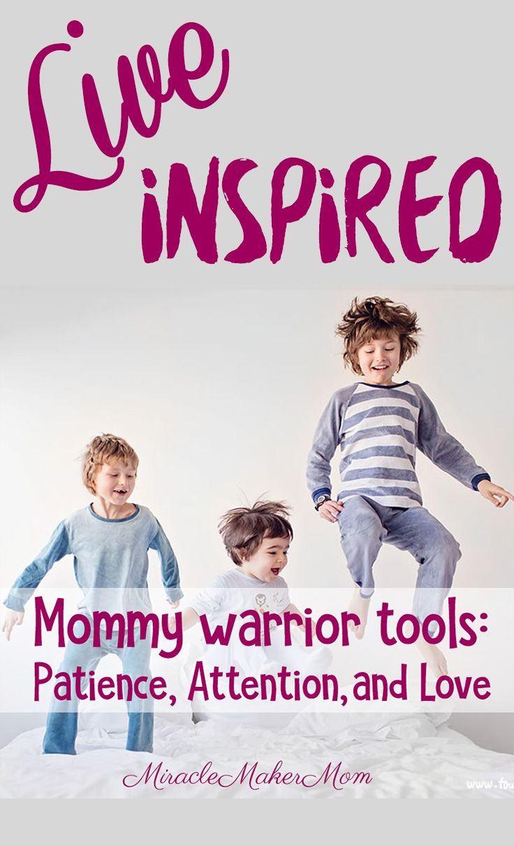 Are you equipped with these mommy warrior tools? Get one more here, we call it positive parenting affirmations.
