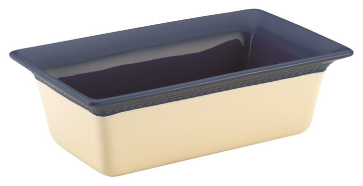 Paula Deen Rustic Stoneware Southern Gathering 9-Inch by 5-Inch Loaf Baker, Blueberry -- Read more at the image link.