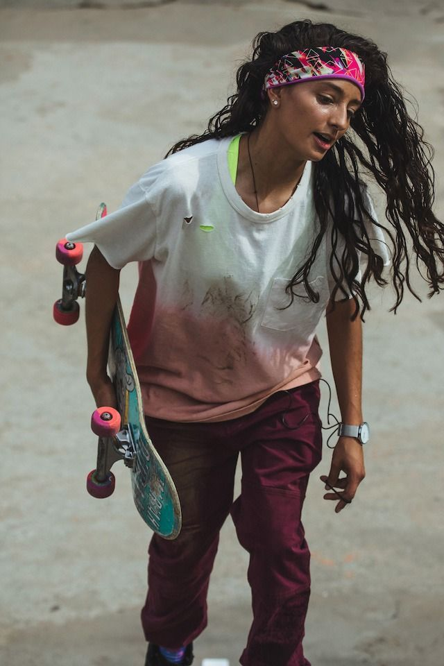 Skate Girls Mariah Duran Urban Outfitters Blog