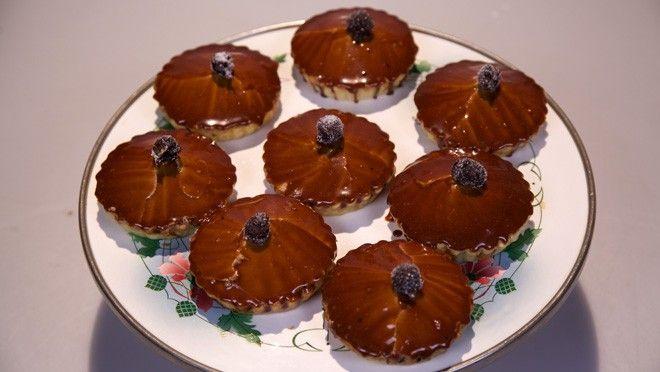 Krokante mokkagebakjes - Rudolph's Bakery | 24Kitchen