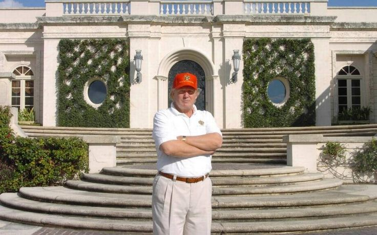 There doesn't seem to have been anything sinister in Donald Trump's record-breaking sale of a Palm Beach mansion to a Russian oligarch. But there was a lot of money in it, and more than a little weirdness.