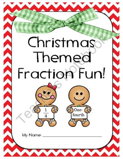 christmas themed fraction worksheets and game from mrs mccullough 39 s class on teachersnotebook. Black Bedroom Furniture Sets. Home Design Ideas