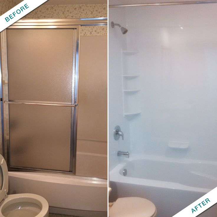 75 best Bath Fitter Before/After images on Pinterest | Bath fitter ...