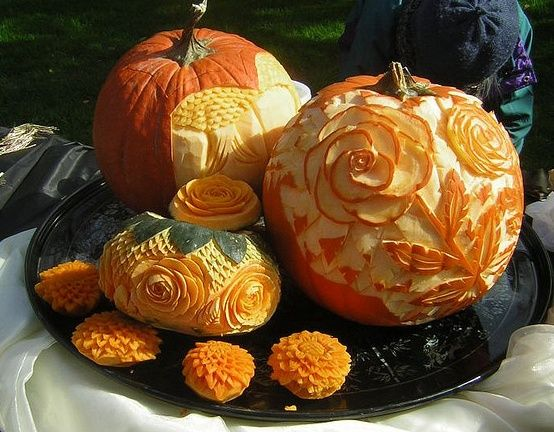 Best images about incredible pumpkin carvings on